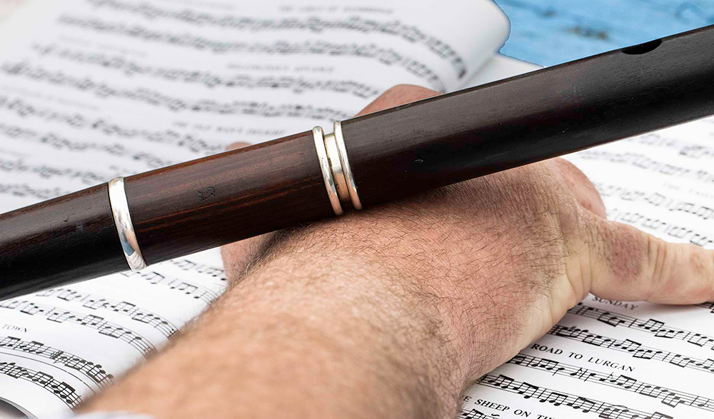 David Lambe - Traditional Irish Music Online Lessons