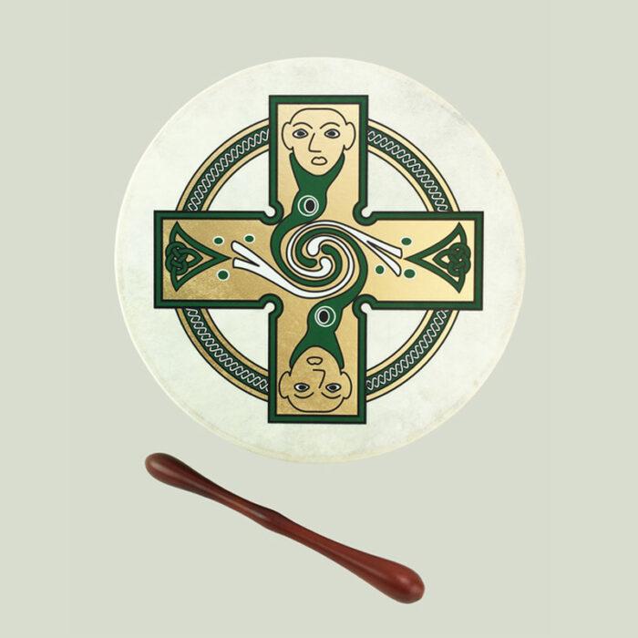 McNeela The Gallon Cross Bodhran