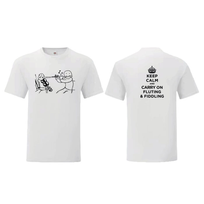 Flute Players: T-Shirt