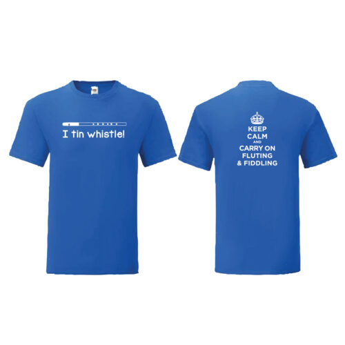 I tim whistle: T-Shirt
